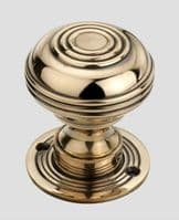 Classic Brass Door Knobs from Period Style